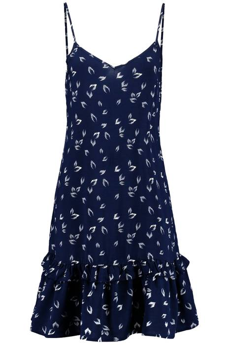 JDY Damen Kleid JDY DITTE STRAP DRESS Freizeitkleid Spaghettiträger D2360 – Bild 4