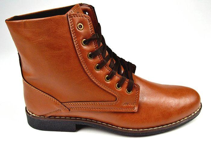 Herren Schuhe Boots ID453   – Bild 1