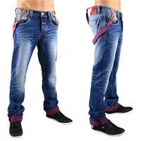 Herren Jeans ID552 Straight Fit (Gerades Bein)