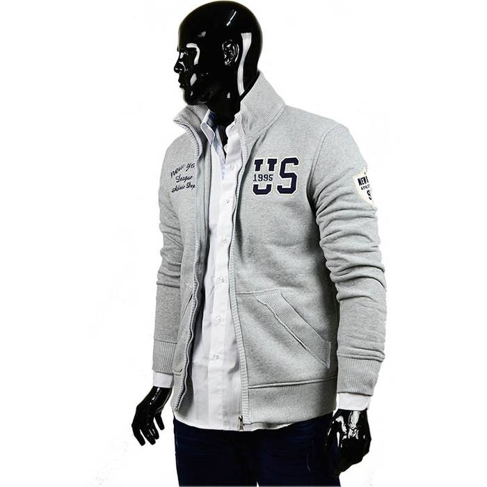 Herren Sweatjacke H555 – Bild 15