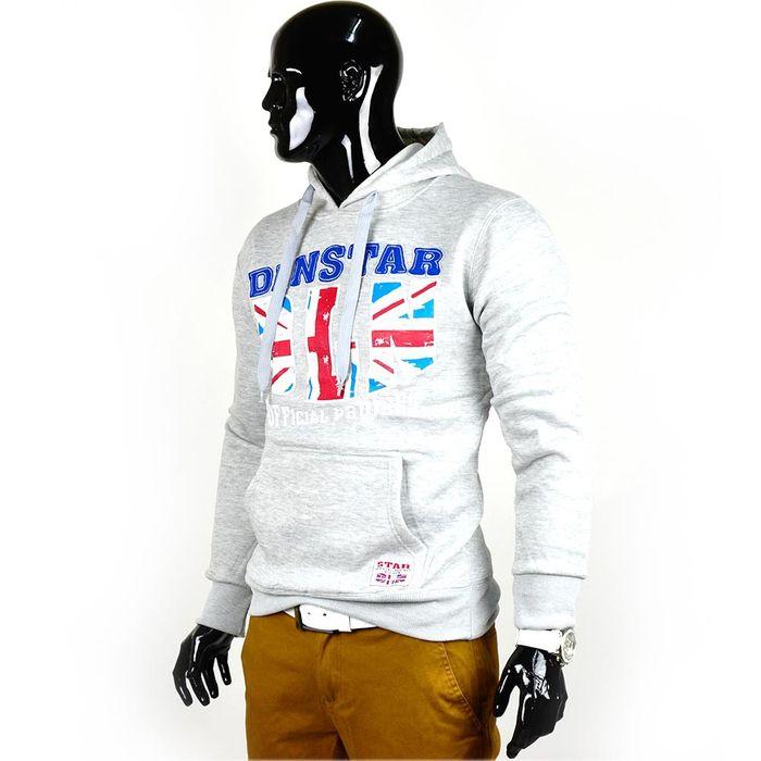Herren Sweatshirt Union Jack ID580 – Bild 4