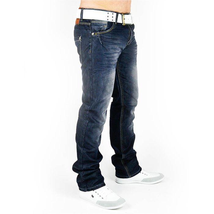 Herren Jeans Eyecandy ID599 Slim Fit (Gerades Bein) – Bild 3
