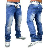 Herren Jeans Boxer ID603 Slim Fit (Gerades Bein)