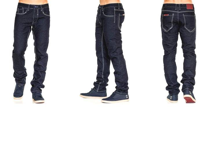 Jeansnet Herren Jeans Slim Fit Jogg Denim Mafia II H622 – Bild 6