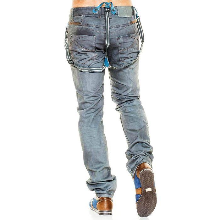 Herren Chino Hose Fanatastic Four ID623 Slim Fit (Gerades Bein) – Bild 5