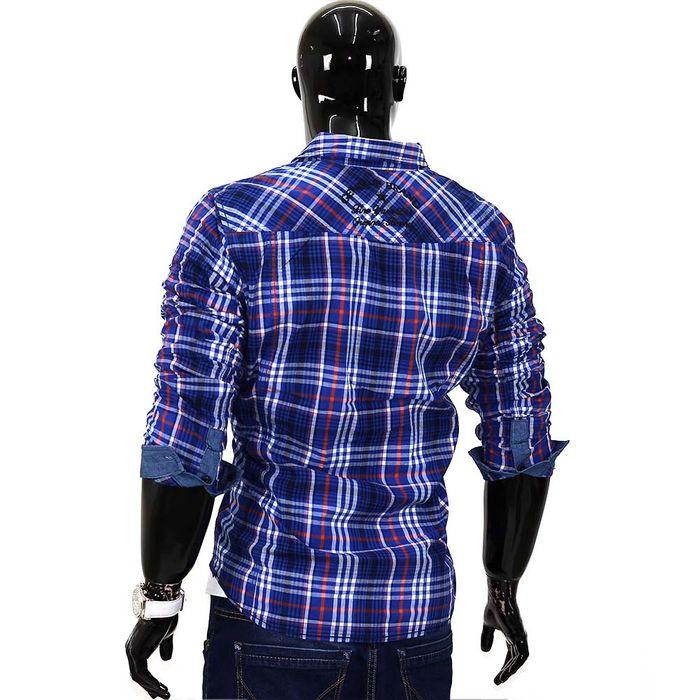 Herren Hemd ID642 Slim Fit – Bild 3