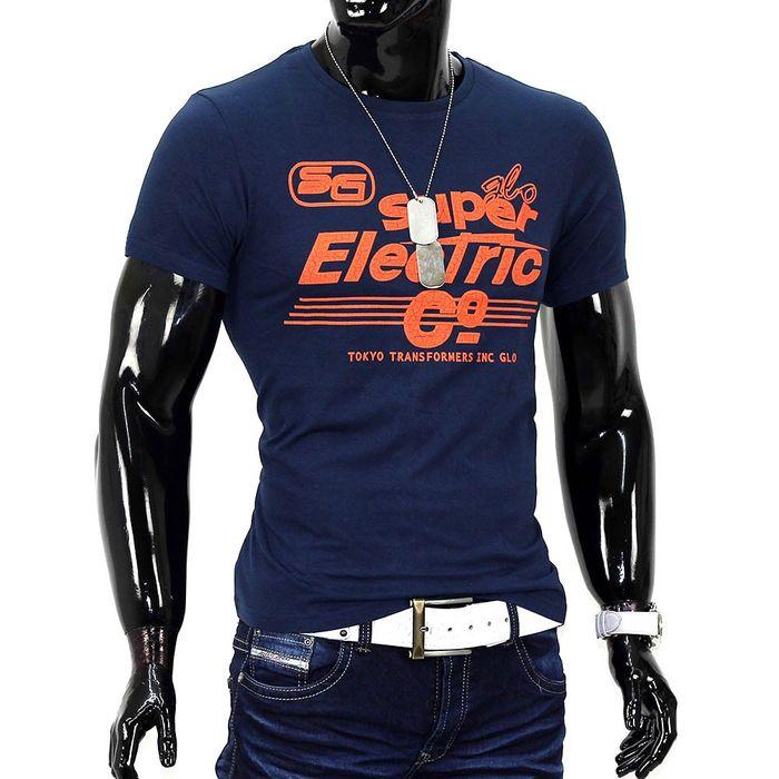 Herren T-Shirt Glo-Story ID735 – Bild 2