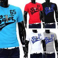 Herren T-Shirt Super 65 ID984