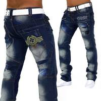 Herren Jeans CrazyOne ID998 Regular Fit (Gerades Bein)