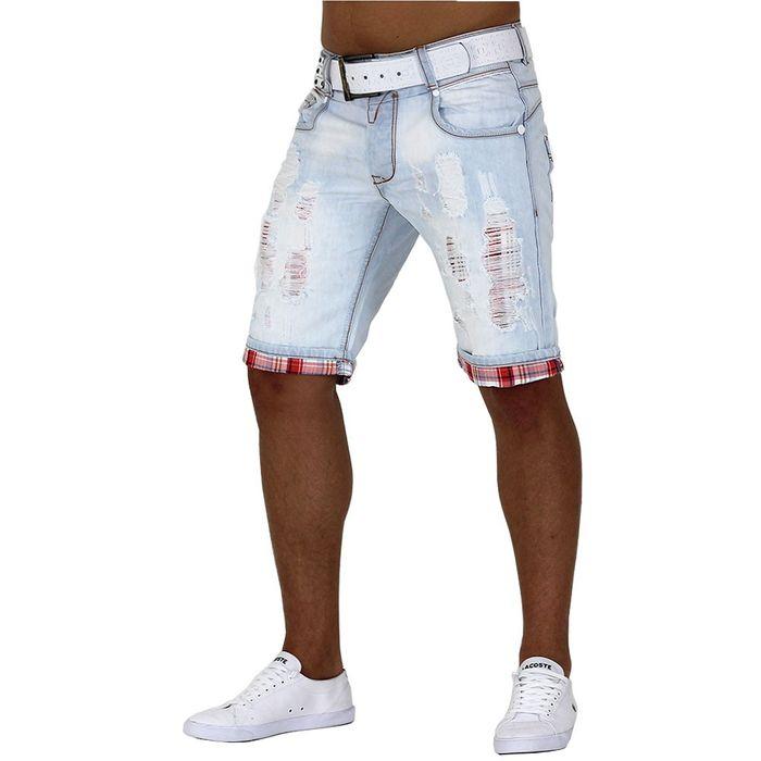 Herren Shorts White Lightning ID999 – Bild 3