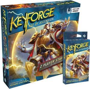 Keyforge - Zeitalter des Aufstiegs