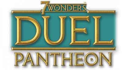 7 Wonders Duel Phanteon Logo