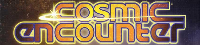 Cosmic Encounter Logo