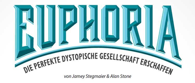 Euphoria Brettspiel Logo