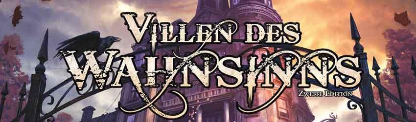 Villen des Wahnsinns Logo