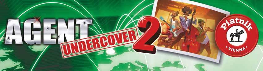 Agent Undercover 2 Logo