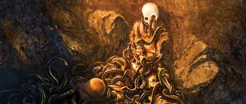 Arkham Horror Das Kartenspiel Das Herz der Älteren Arwork