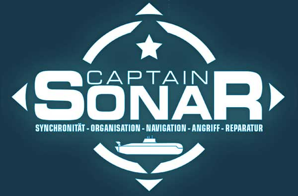 Captain Sonar Logo