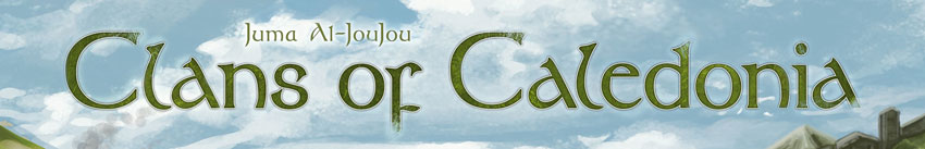 Clans of Caledonia Logo