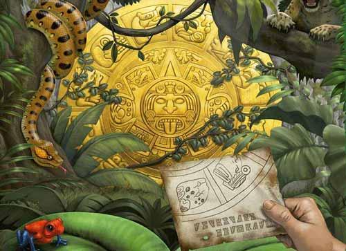Deckscape Das Geheimnis von Eldorado Artwork