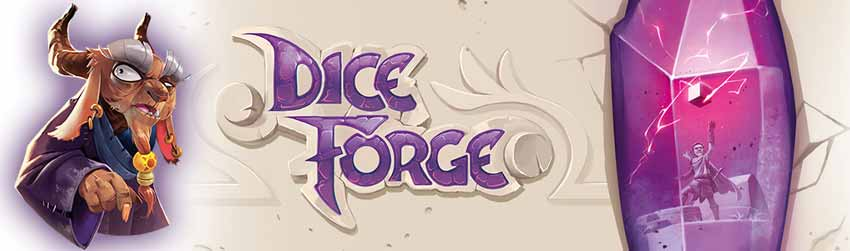 Dice Forge Logo