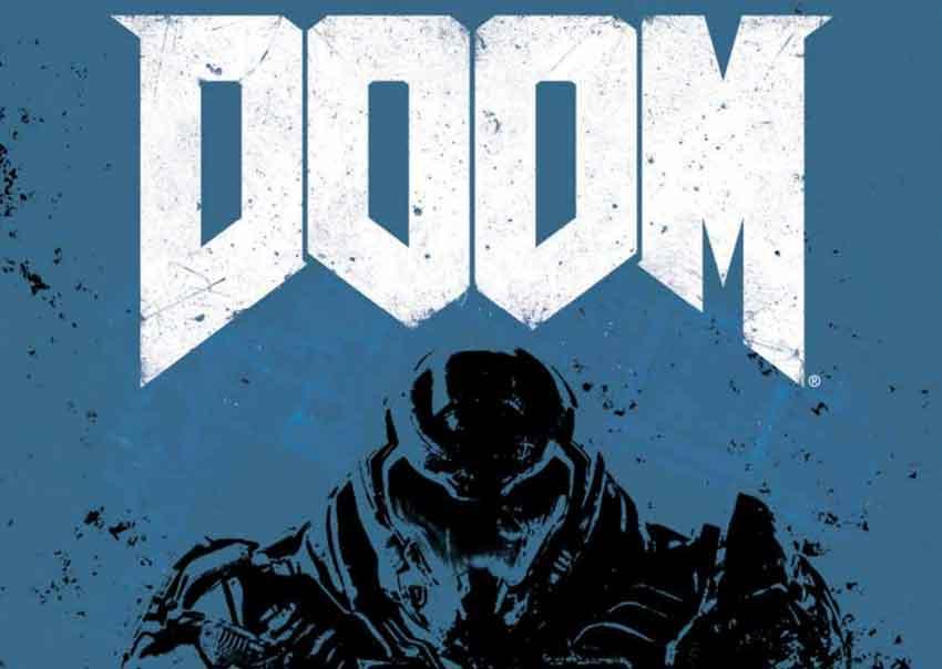 Doom Das Brettspiel Artwork
