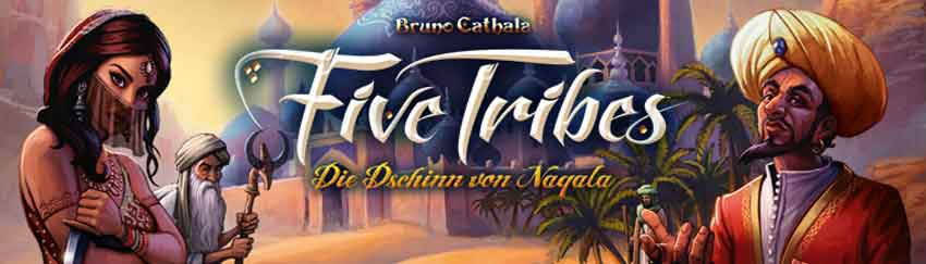 Five Tribes Artwork