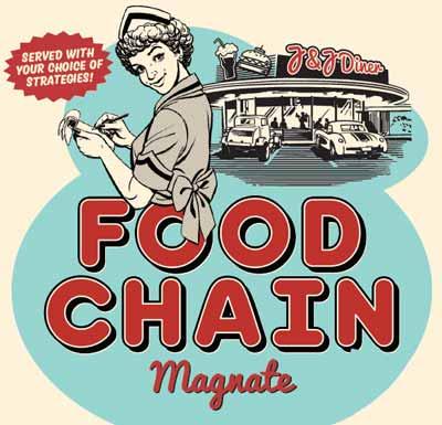 Food Chain Magnate Logo