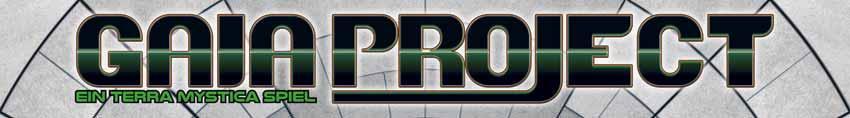Gaia Project 1 Logo
