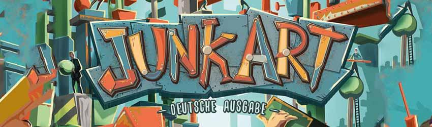 Junk Art Logo