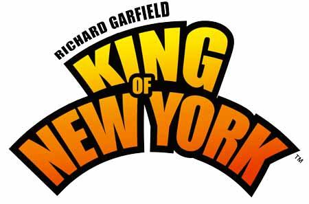 King of New York Logo