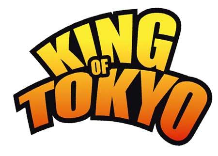 King of Tokyo Logo