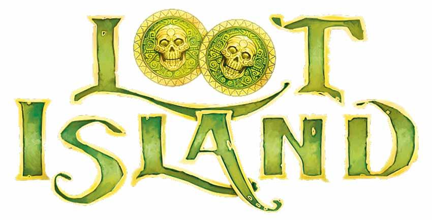 Loot Island Logo