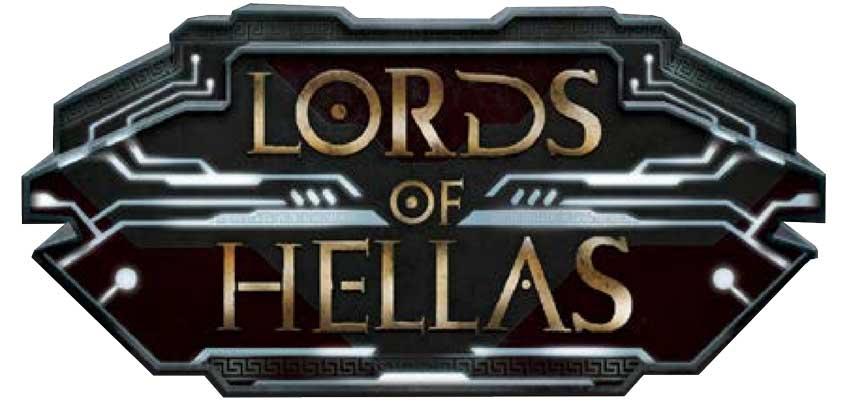 Lords of Hellas Logo