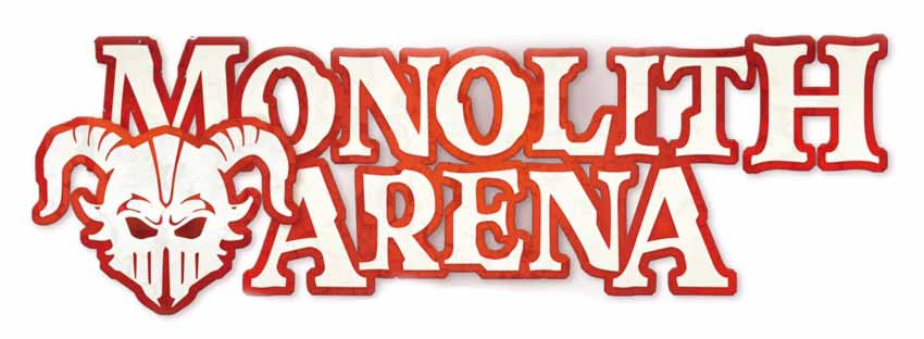Monolith Arena Logo