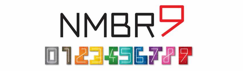 NMBR 9 Logo