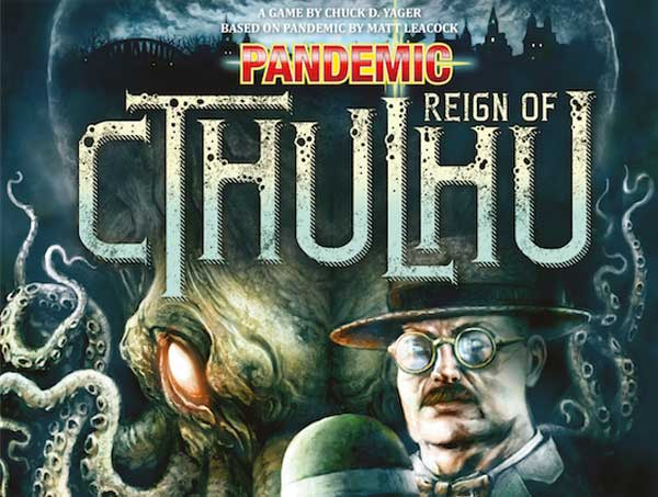 Pandemic Cthulhu Logo
