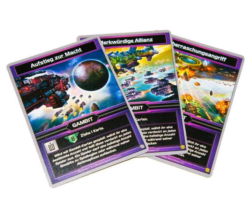 Star Realms Gambit Karten