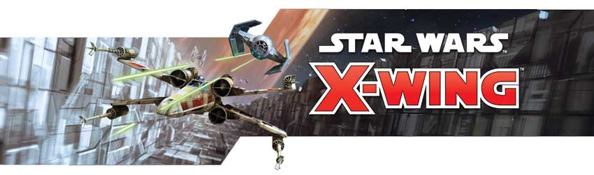Star Wars X-Wing 2. Edition Logo