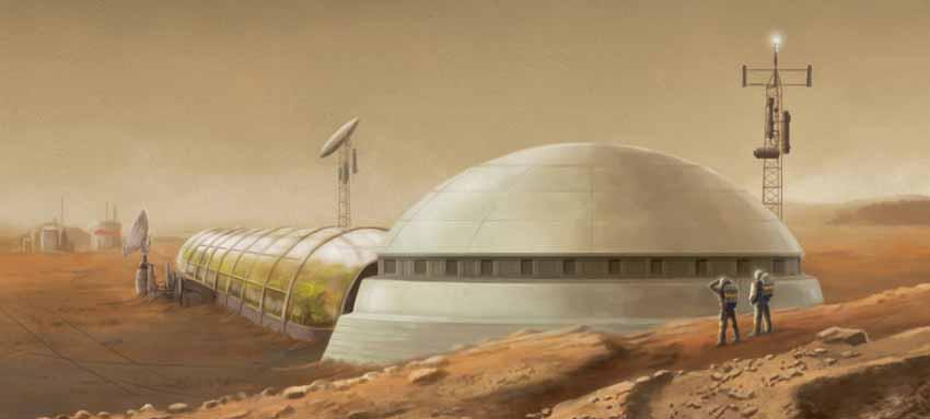 Terraforming Mars Prälude Artwork