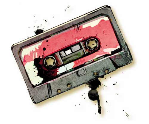 Time Stories der Marcy Fall Cassette