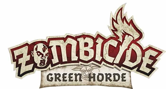 Zombicide Green Horde Logo
