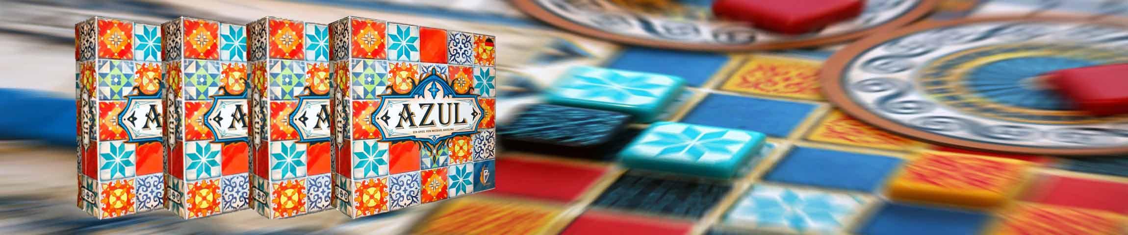 Azul - Spiel des Jahres 2018!