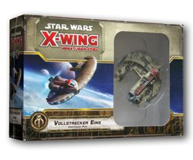 Star Wars X-Wing Vollstrecker Eins Erweiterung – Bild 1
