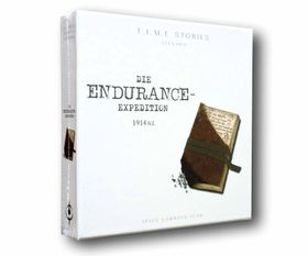 T.I.M.E. Stories / TIME Stories - Erweiterung: Die Endurance Expedition