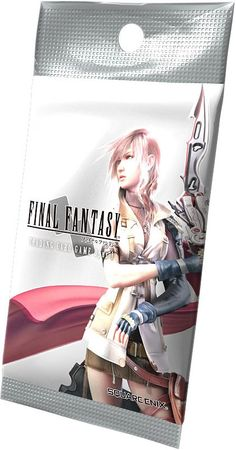 Final Fantasy TCG Booster Pack (Opus 1)