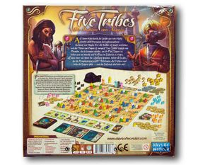 Five Tribes – Bild 2