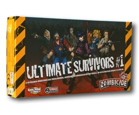 Zombicide Ultimate Survivors #1 – Bild 1