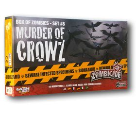 Zombicide Murder of Crowz #8