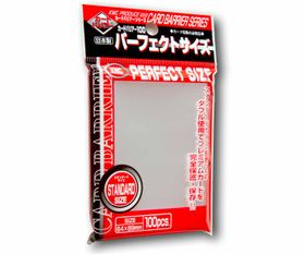 KMC Standard Sleeves - Perfect Size – Bild 1